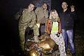Political iconoclasm in Ukraine, Debaltseve.jpg