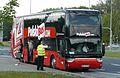Polski Bus P1 Gdansk Warszawa, Mlociny.JPG
