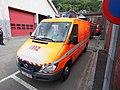 Pompiers zone de secours 5 W.A.L. D3, Mercedes 313CDI, Desincarceration, foto 1.JPG