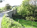 Pont Hafren bridge over Afon Alaw at Llanddeusant - geograph.org.uk - 983655.jpg