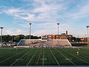 Wisner Stadium - Wisner Stadium in 2016