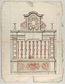 Portfolio with drawings and prints of tombs and epitaphs MET DP842067.jpg
