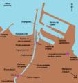 Porto di Fano - Mappa schematica.png