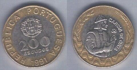 Portogallo 200 escudos