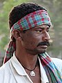 Portrait of a Ricksha Driver - Sundarbans District - South of Kolkata - India (12355795543).jpg