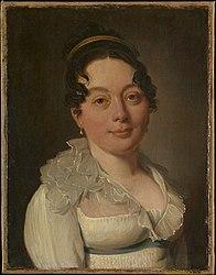 Louis-Léopold Boilly: Portrait of a Woman