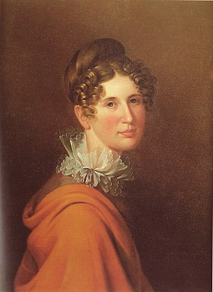 James Peale - Margaretta Angelica Peale, one of the painter's daughters