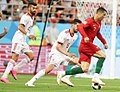 Portugal and Iran match at the FIFA World Cup 2018 7.jpg