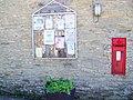 Postbox, The Plough - geograph.org.uk - 1380873.jpg