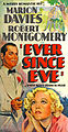 Poster - Ever Since Eve (1937) 02.jpg