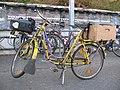 Postfahrrad, beladen, 07. 08.2011 - panoramio.jpg