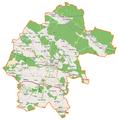 Powiat strzelecki location map.png