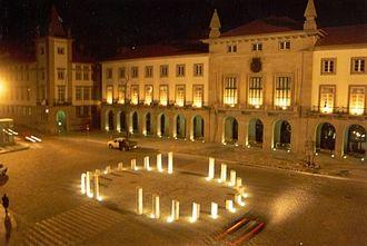 Covilhã - Covilhã City Hall.