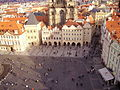Prag Rathaus Rathausplatz 2.JPG