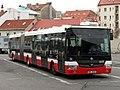 Praha, Libeň, náměstí Bohumila Hrabala, SOR NB 18 č. 6630.jpg