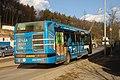 Praha, Motol, reklamní Citybus.jpg