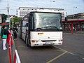 Praha, Na Knížecí, Karosa C 954, ČSAD autobusy ČB, 370003.jpg