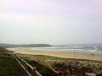 Arteixo - Image: Praia de Sabón.Arteixo.Galici a