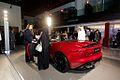 Premier Motors Unveils the Jaguar F-TYPE in Abu Dhabi, UAE (8739617137).jpg