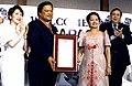 President Arroyo with Hawaii Governor Benjamin Cayetano.jpg