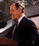 President George Bush visit to Oak Ridge National Lab (7110439363) (cropped).jpg