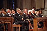 President George W. Bush at the National Cathedral (2001).jpg
