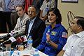 Press Conference - Sunita Lyn Williams - Science City - Kolkata 2013-04-02 7606.JPG