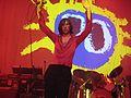 Primal Scream performing Screamadelica live in Paradiso, Amsterdam Screamadelica's iconic cover image (6127942325).jpg