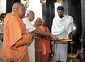 Prime Minister Narendra Modi vists Sivagiri Mutt in Kerala (23195399733).jpg