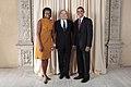 Prince Albert II with Obamas.jpg
