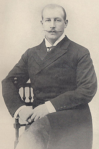Prince George of Greece and Denmark - Prince George in 1902
