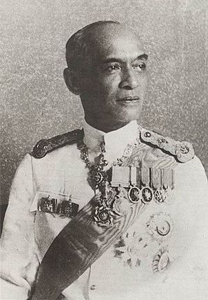 Privy Council of Thailand - Prince Rangsit Prayurasakdi