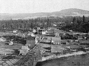 Princeton, British Columbia - Princeton, 1911