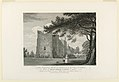 Print, View of Brincepeth Castle, 1782 (CH 18408455).jpg