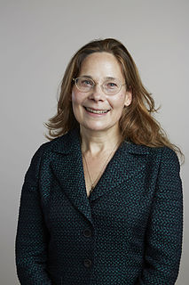 Natalie Strynadka Professor of Biochemistry in the Department of Biochemistry and Molecular Biology at the University of British Columbia