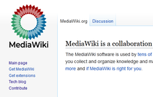 Proposed mediawiki logo (mw solid, capitalised) legacy vector.png
