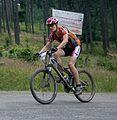 Przełęcz Jugowska Sudety MTB Challenge 2011 Bardo Głuszyca stage 4 pl.jpg