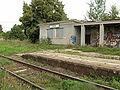 Przystanek kolejowy w Gromie 01.JPG