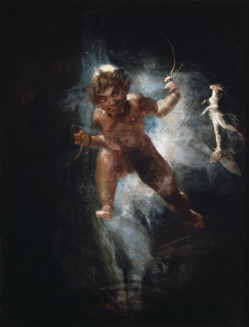 Puck (Fuseli, 1810-1820)