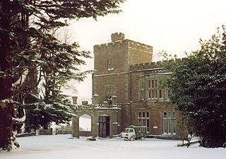 Pudleston Human settlement in England