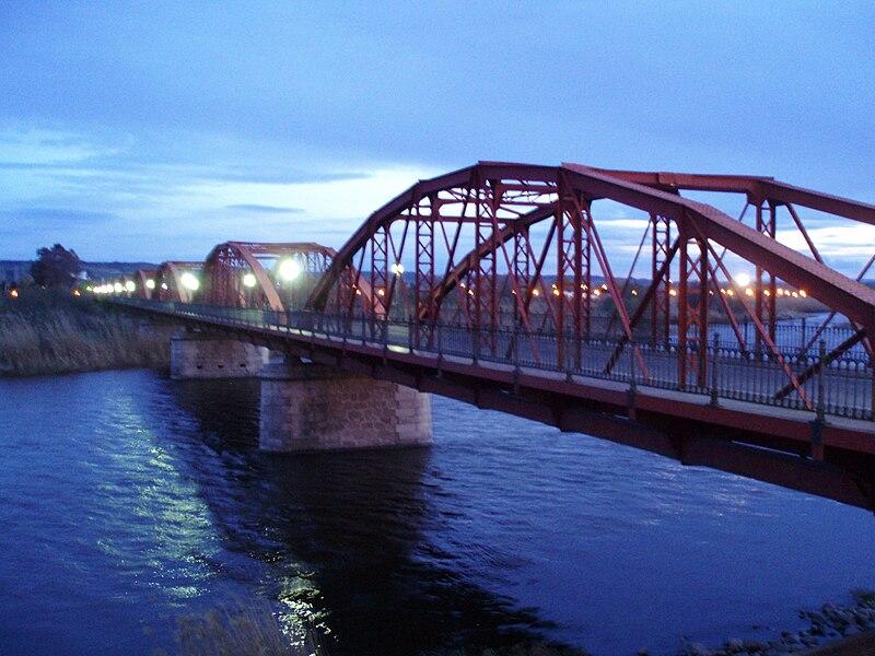 imagen del puente de talavera