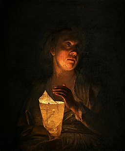 Quadal By the light of candle