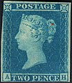 Queen Victoria Two-Penny-Blue.jpg