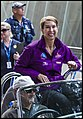 Queensland Netball Firebirds parade day-14 (19212887455).jpg