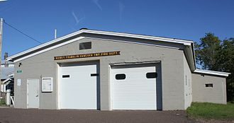 Quincy Township, Houghton County, Michigan - Quincy Township Fire Department