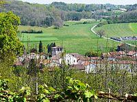 Quinsac (Dordogne) vue générale.JPG