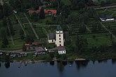 Fil:Rättviks kyrka från ovan (1).JPG