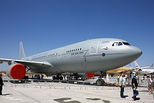 British project to procure Airbus A330 Tanker aircraft for the RAF