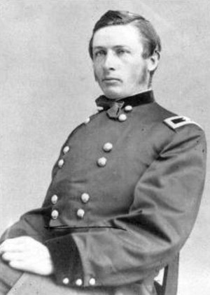 Fort Concho - Ranald S. Mackenzie was the best-known of the Fort Concho commanders.