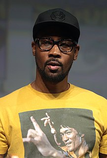RZA American rapper, record producer, actor, writer